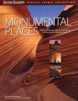 Monumental Places