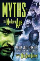 Myths for the Modern Age