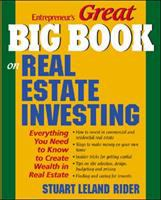 Great Big Book on Real Estate Investment