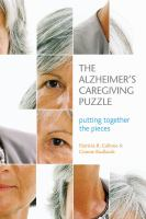 The Alzheimer's Caregiving Puzzle