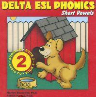 Delta ESL Phonics 2[includes Audio CD]
