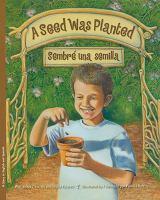 A seed was planted = Sembré una semilla