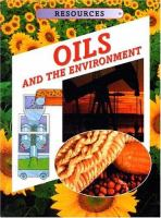 Oils and the Environment