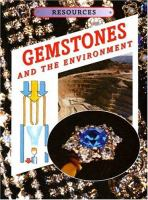 Gemstones and the Environment