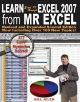 Learn Excel 2007 From Mr Excel