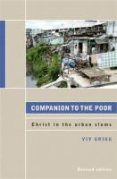 Companion to the Poor