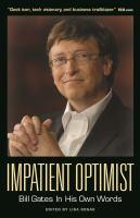 The Impatient Optimist