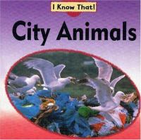 City Animals