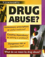 Drug Abuse?