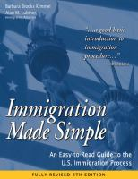 Immigration Made Simple