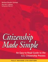 Citizenship Made Simple