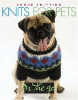 Knits for Pets book cover