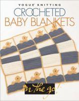 Crocheted Baby Blankets