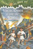 Vacaciones al pie de un volcan