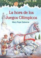 La hora de los juegos Olimpicos