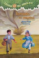 Tornado en martes