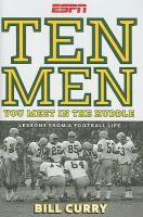 Ten Men You Meet in the Huddle
