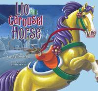 Lio the Carousel Horse