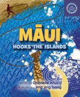 Māui Hooks the Islands