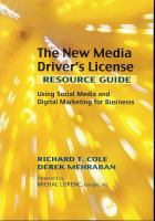 The New Media Driver's License Recource Guide