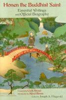 Honen the Buddhist Saint