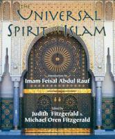 The Universal Spirit of Islam