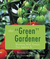 """The """"green"""" Gardener"""