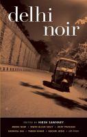 Delhi Noir