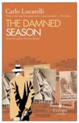 Cover image for The Damned Season