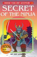 Secret of the Ninja