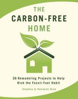 Carbon-free Home