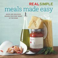 Meals Made Easy