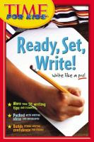 Ready, Set, Write!
