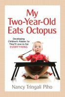 My Two-year-old Eats Octopus