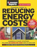 Complete Guide to Reducing Energy Costs