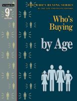 Who's Buying by Age