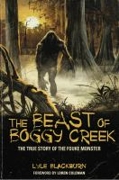 The Beast of Boggy Creek
