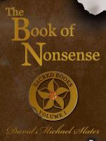 The Book of Nonsense / David Michael Slater