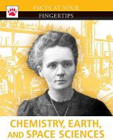 Chemistry, Earth, and Space Sciences