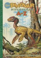 New Dinosaur Discoveres A-Z