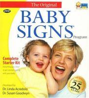 The Original Baby Signs Program