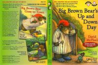 Big Brown Bear Stories