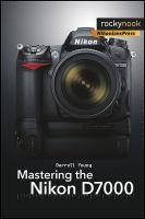 Mastering the Nikon D7000