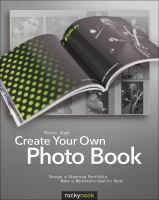 Create Your Own Photo Book book cover