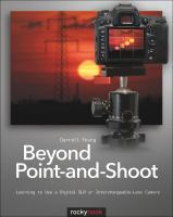 Beyond Point-and-shoot