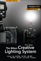 The Nikon Creative Lighting System
