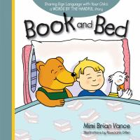 Book And Bed : Sharing Sign Language With Your Child