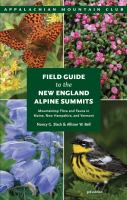 Field Guide to the New England Alpine Summits