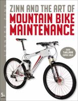 Zinn and Art of Mountain Bike Maintenance