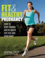 Fit & Healthy Pregnancy